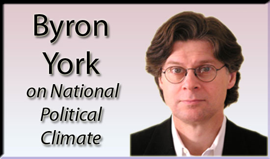 Byron York Talks National Politics on Lincoln Radio Journal