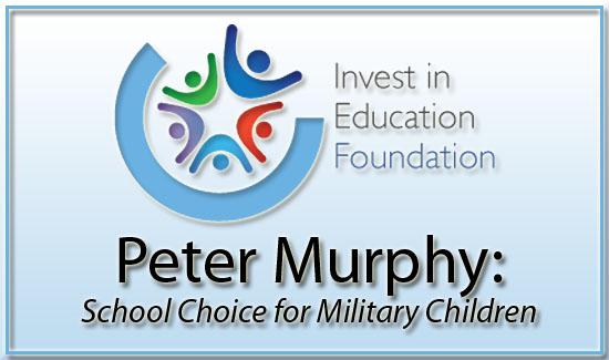Education Savings Accounts for Military Families on American Radio Journal