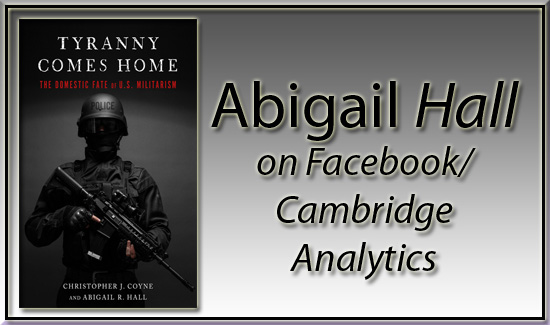 Facebook, Cambridge Analytica & Government Survelliance