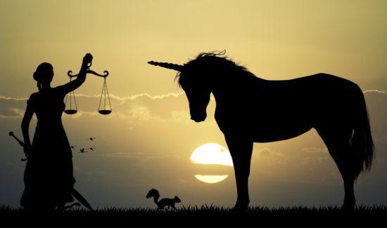 Unicorns, Purple Squirrels and Fair Justices