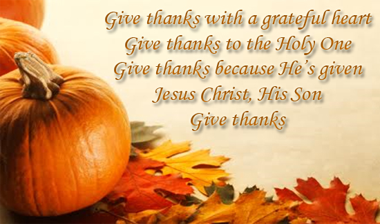 A. Lincoln – A Thanksgiving Proclaimation