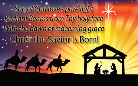 Wonderful Counselor, Mighty God, Everlasting Father, Prince of Peace