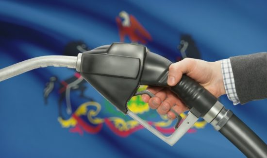 Pennsylvania Places the Highest Taxes on Gasoline