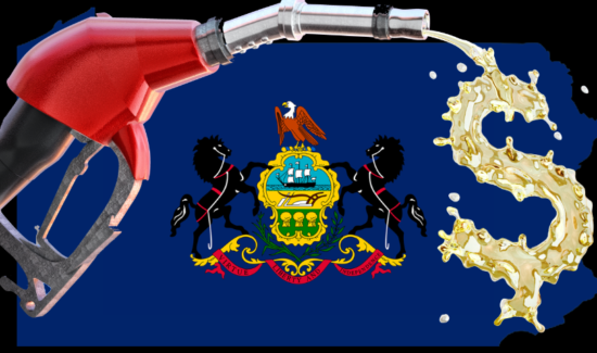 Price of Gas Goes Down, PA State Gas Taxes Remain Second Highest in Nation