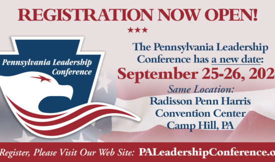2020 PA Leadership Conference Re-scheduled for September 25-26