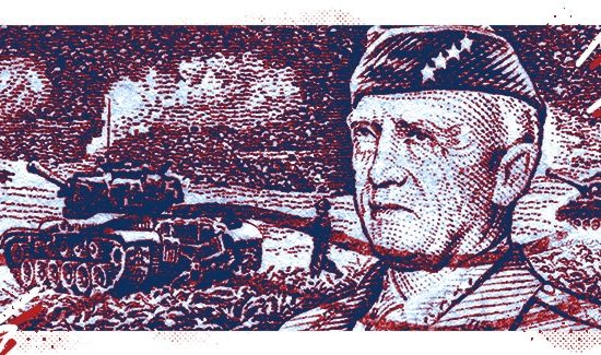George S. Patton & Christmas 1945