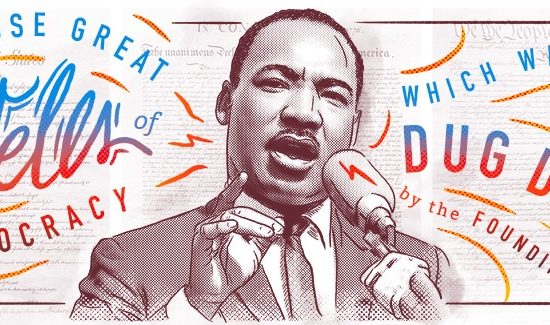 Martin Luther King, Jr. & 'America's Promissory Note'