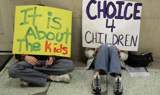 School Choice Debate Intensifies Amid COVID-19 Pandemic