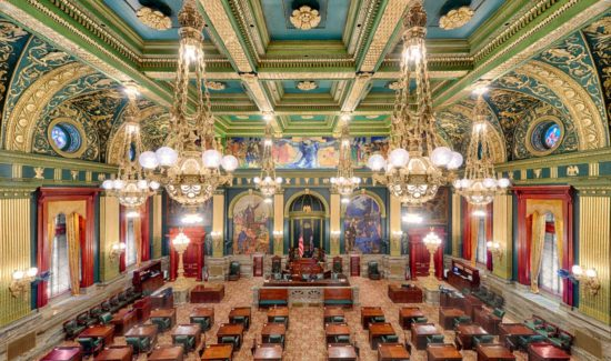 Insurrection at PA Capitol — Philly Councilwoman Detained